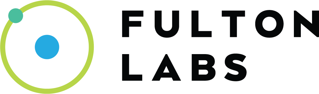 Fulton Labs footer logo